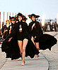 Chanel&#039;s Cruise 2010 Show Lands on the Boardwalk at Sunset in Venice