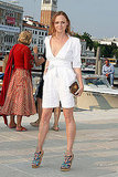 June 4: Stella McCartney at the opening of the Francois Pinault Foundation