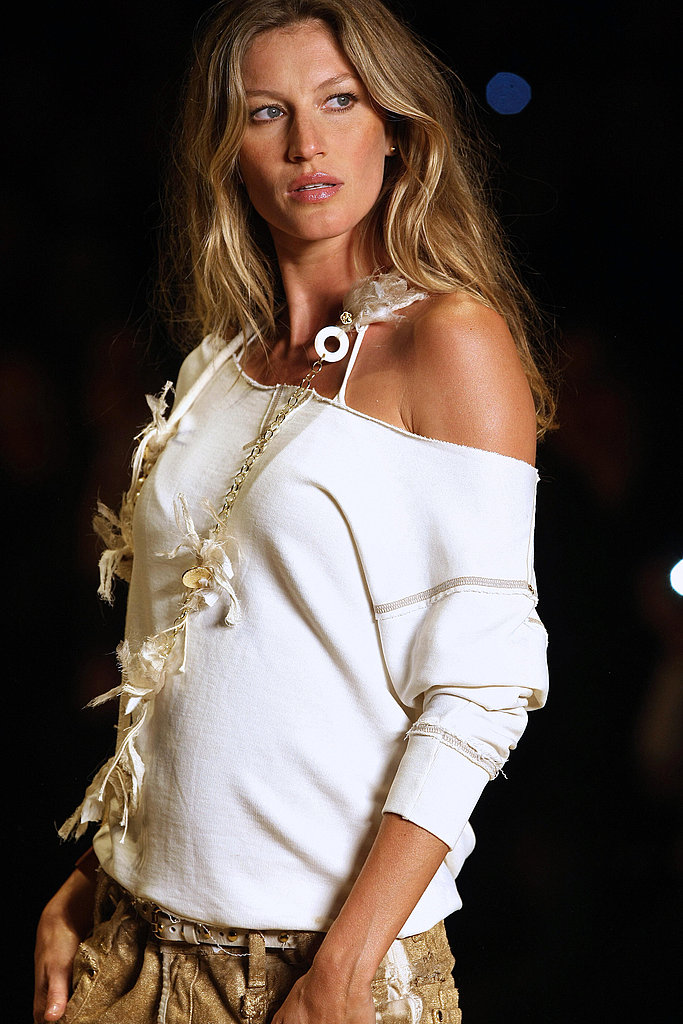 Gisele Bundchen May Just Be Pregnant, This Time