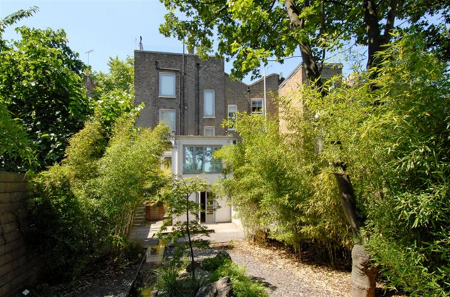 A Peek Inside What Is Supposedly Alexander McQueen's East London Home