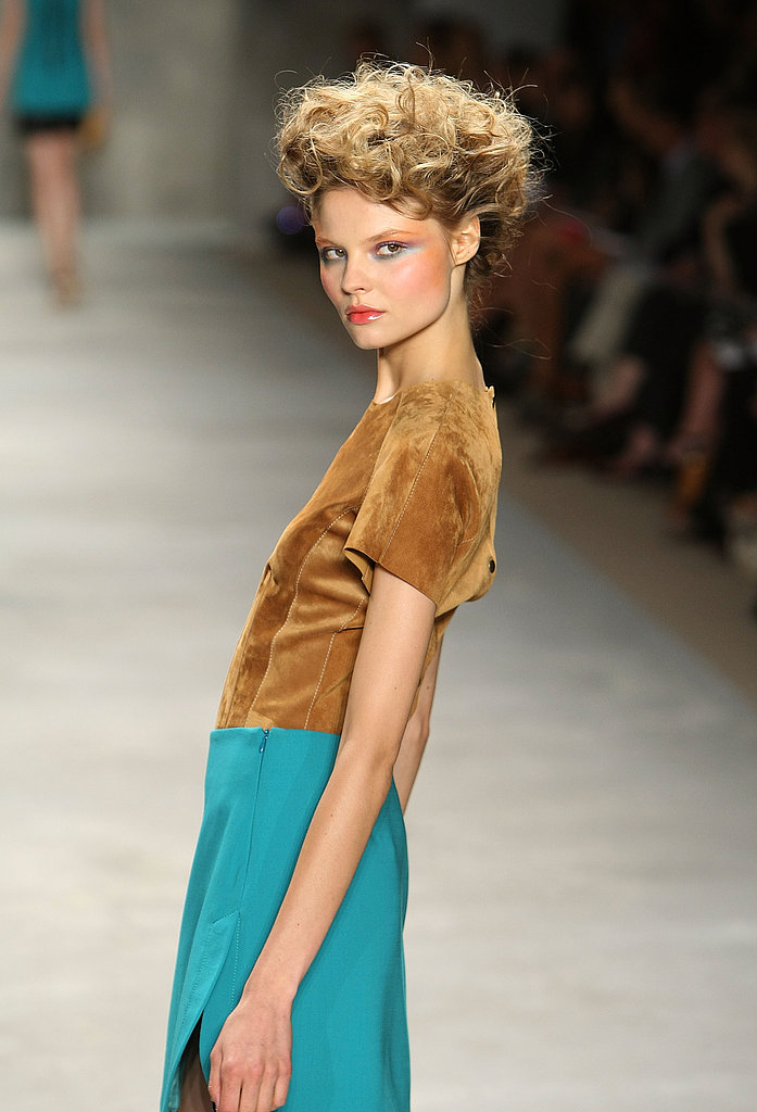 Derek Lam Brings Back the Color for Spring 2010