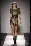 Balmain Turns to Military Sauvage for Spring 2010