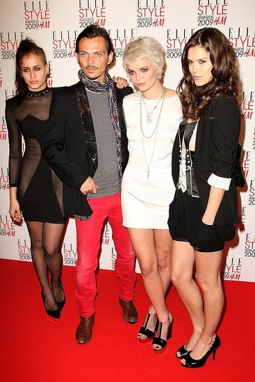 London: Elle Style Awards 2009