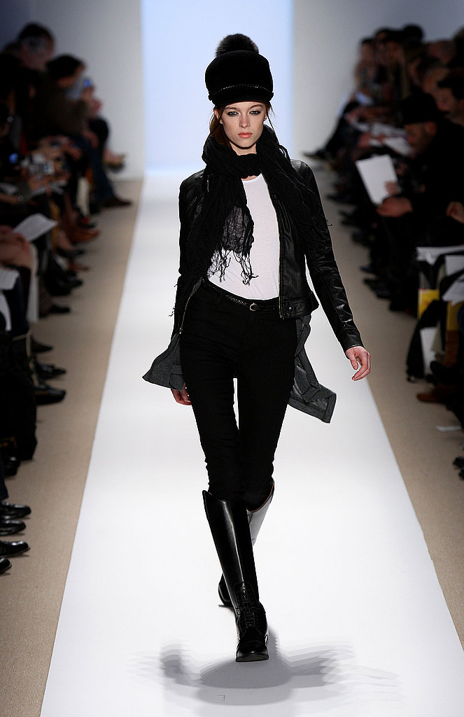 New York Fashion Week: Monarchy Fall 2009