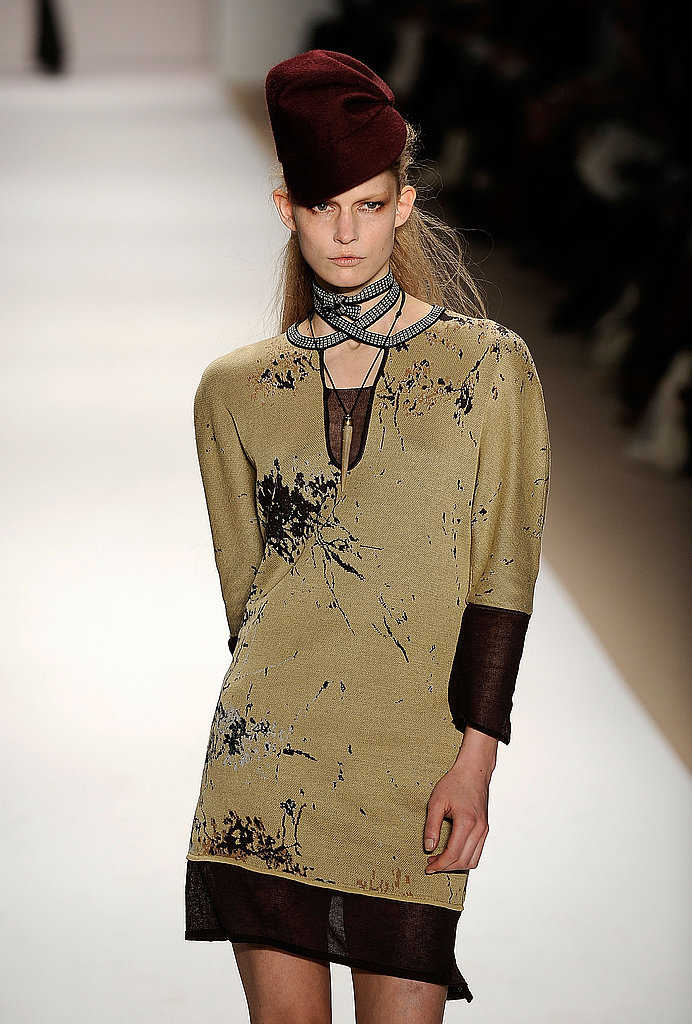 New York Fashion Week: Sergio Davilla Fall 2009