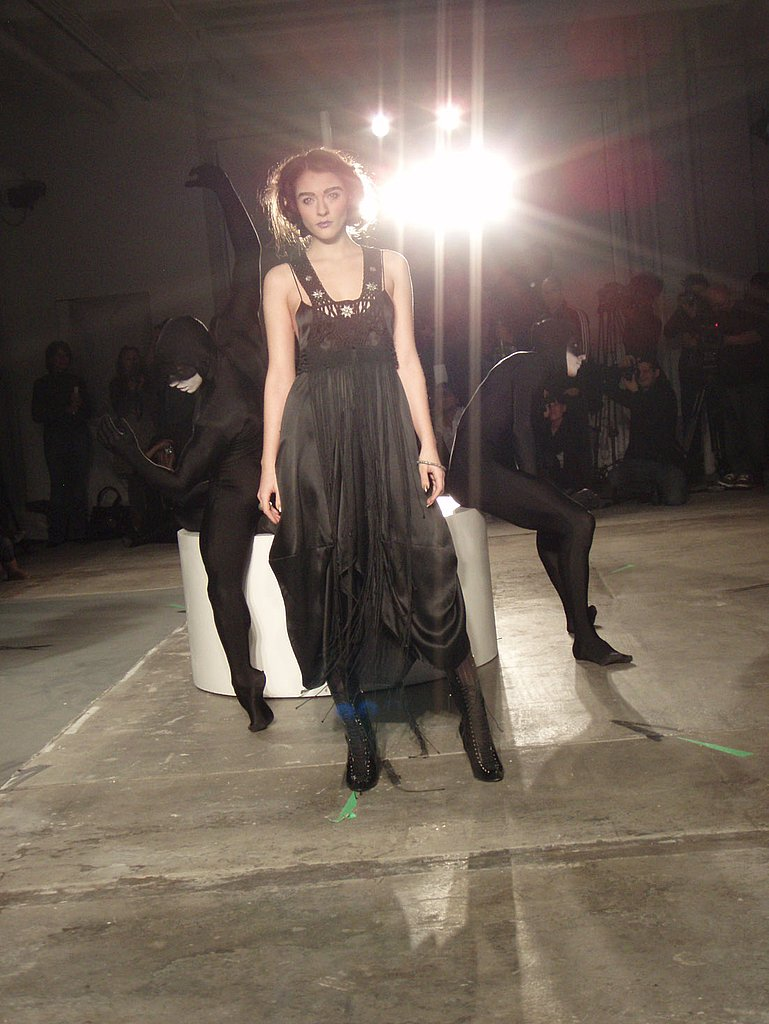 New York Fashion Week: Binetti Fall 2009