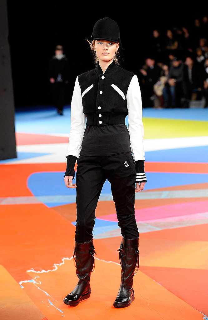 New York Fashion Week: Y-3 Fall 2009