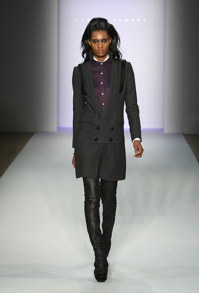 New York Fashion Week: Carlos Campos Fall 2009