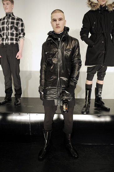 New York Fashion Week: Tim Hamilton Fall 2009