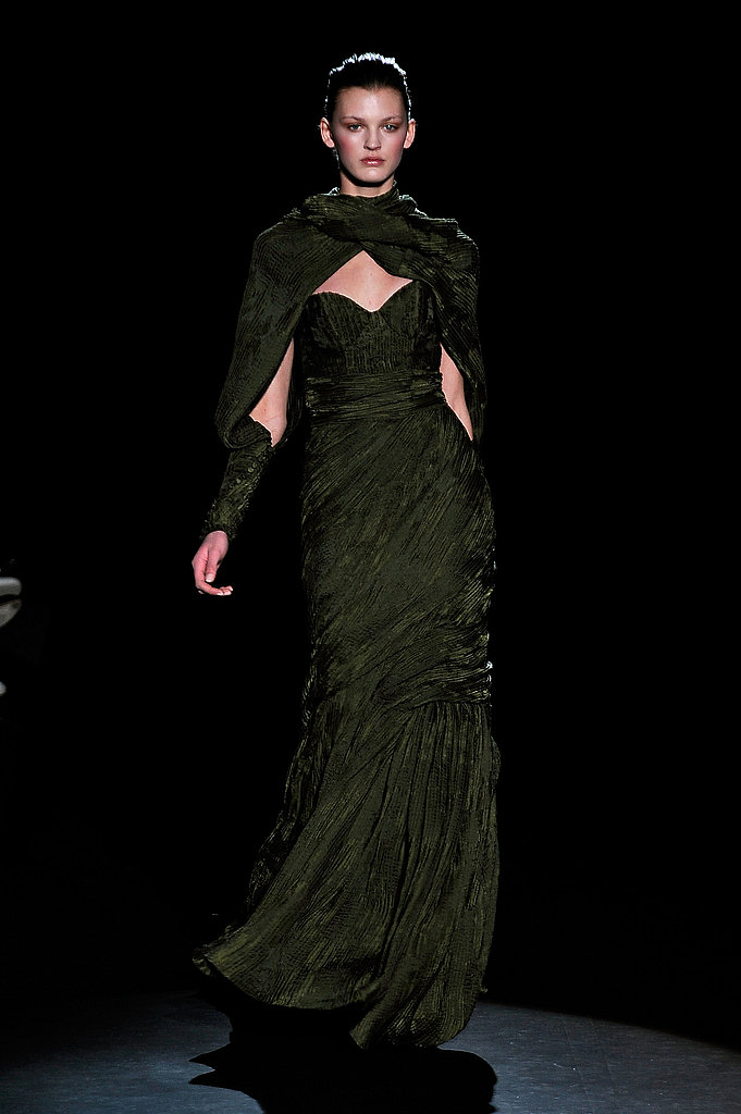 New York Fashion Week: Carolina Herrera Fall 2009