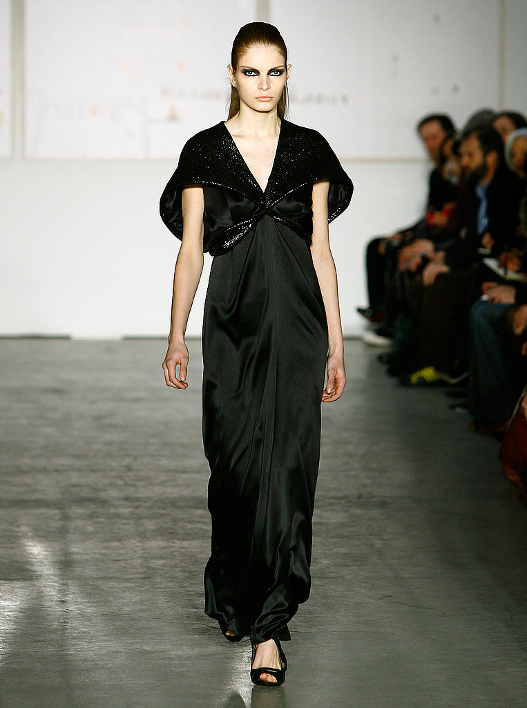 New York Fashion Week: Zero + Maria Cornejo Fall 2009