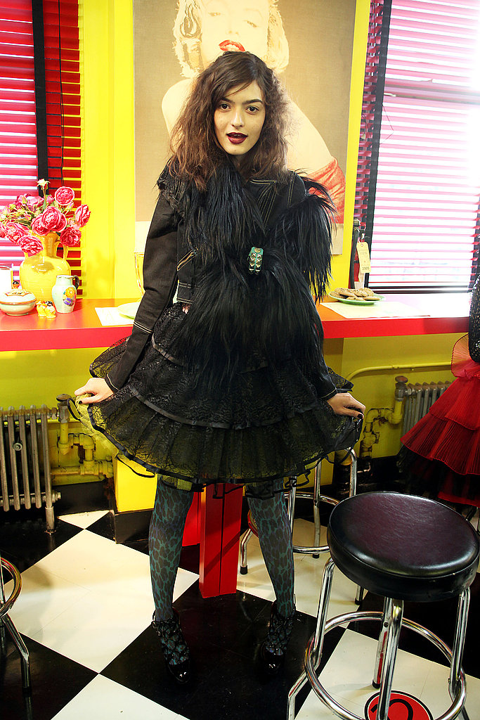 New York Fashion Week: Betsey Johnson Fall 2009