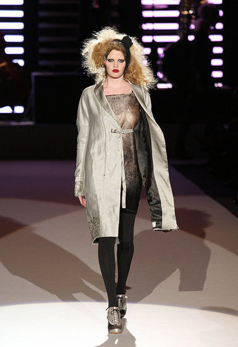 New York Fashion Week: Diesel Black Gold Fall 2009