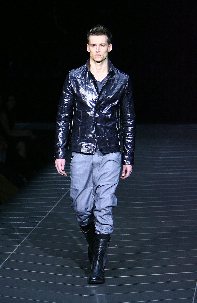 New York Fashion Week: G-Star Fall 2009