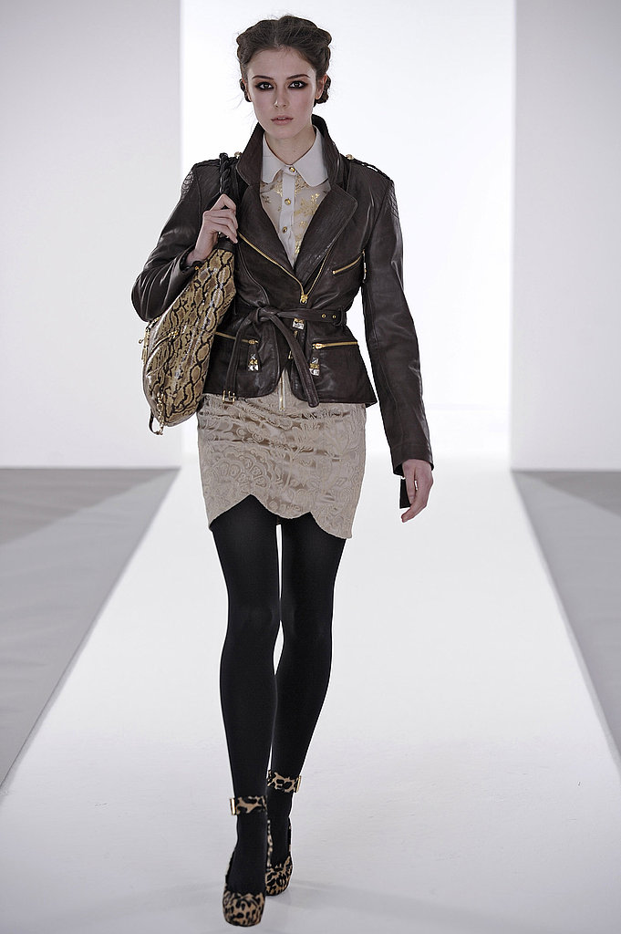 New York Fashion Week: Temperley London Fall 2009