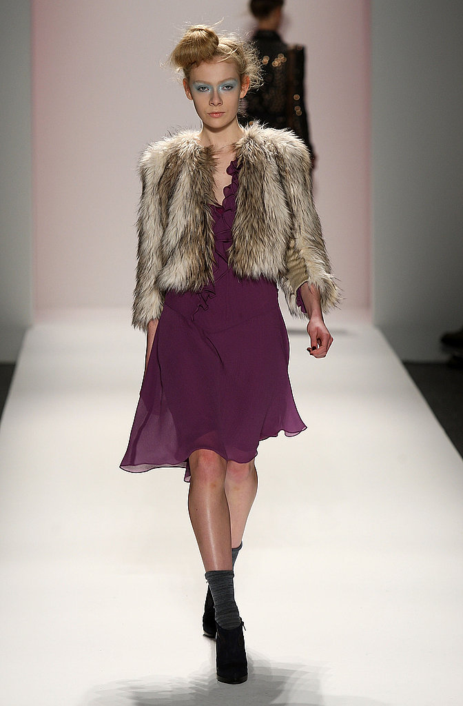 New York Fashion Week: Rebecca Taylor Fall 2009