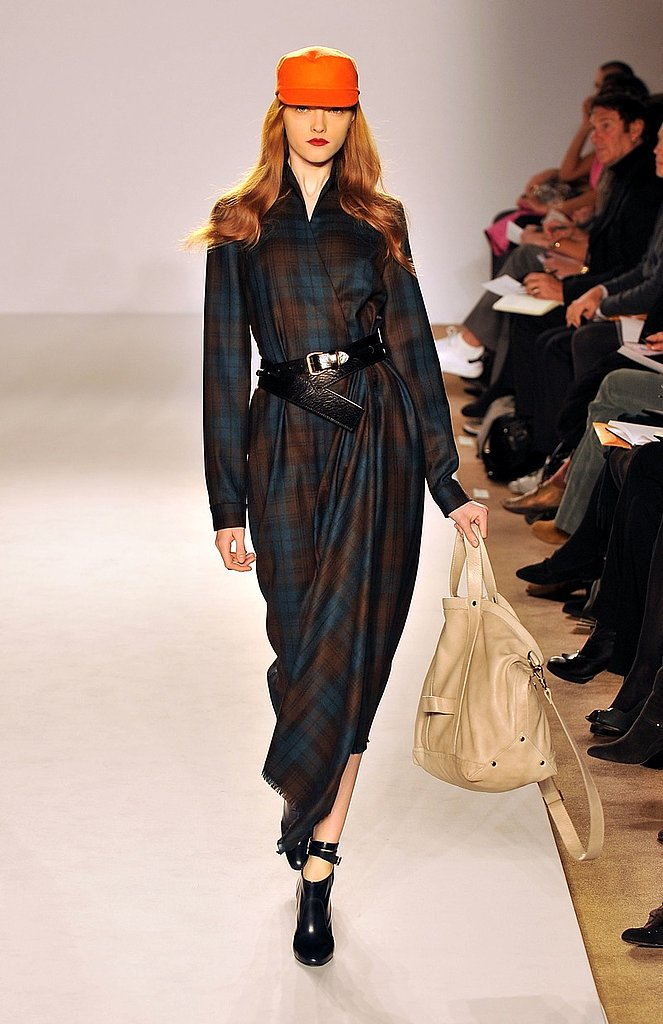 New York Fashion Week: Isaac Mizrahi Fall 2009