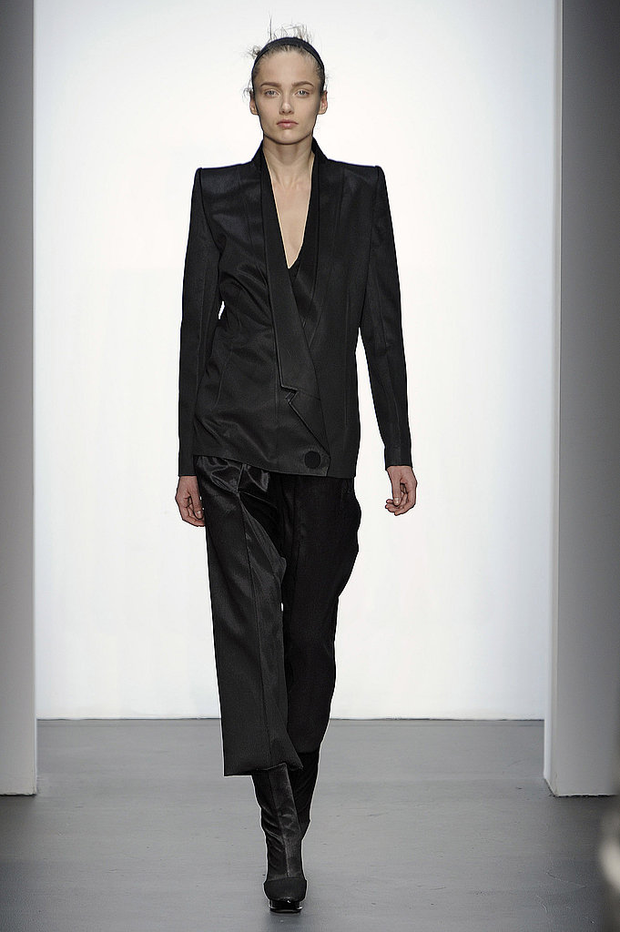 New York Fashion Week: Calvin Klein Fall 2009