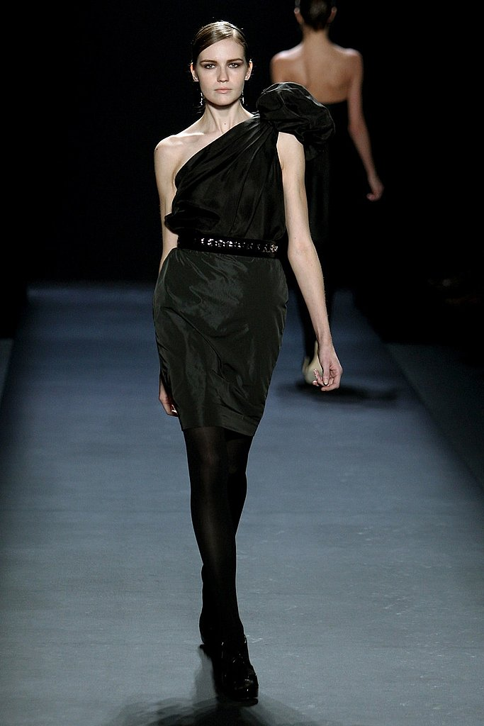 New York Fashion Week: Tadashi Sohji Fall 2009
