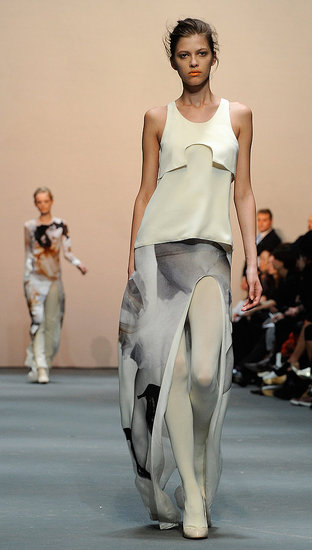 London Fashion Week: Richard Nicoll Fall 2009