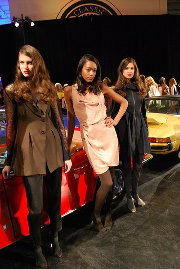 New York Fashion Week: Twinkle By Wenlan Fall 2009