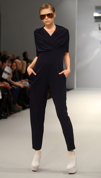 London Fashion Week: Osman Yousefzada Fall 2009