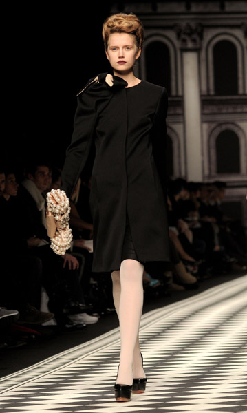 Milan Fashion Week: Frankie Morello Fall 2009