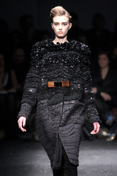 Milan Fashion Week: Gianfranco Ferre Fall 2009