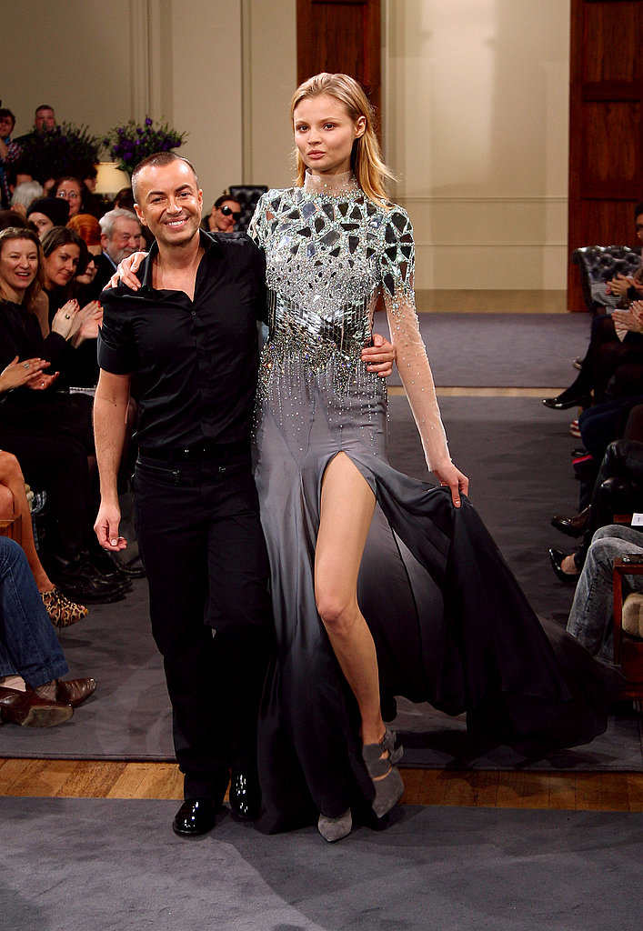 London Fashion Week: Julien MacDonald Fall 2009