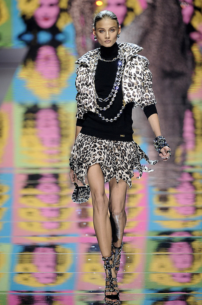 Milan Fashion Week: Blumarine Fall 2009