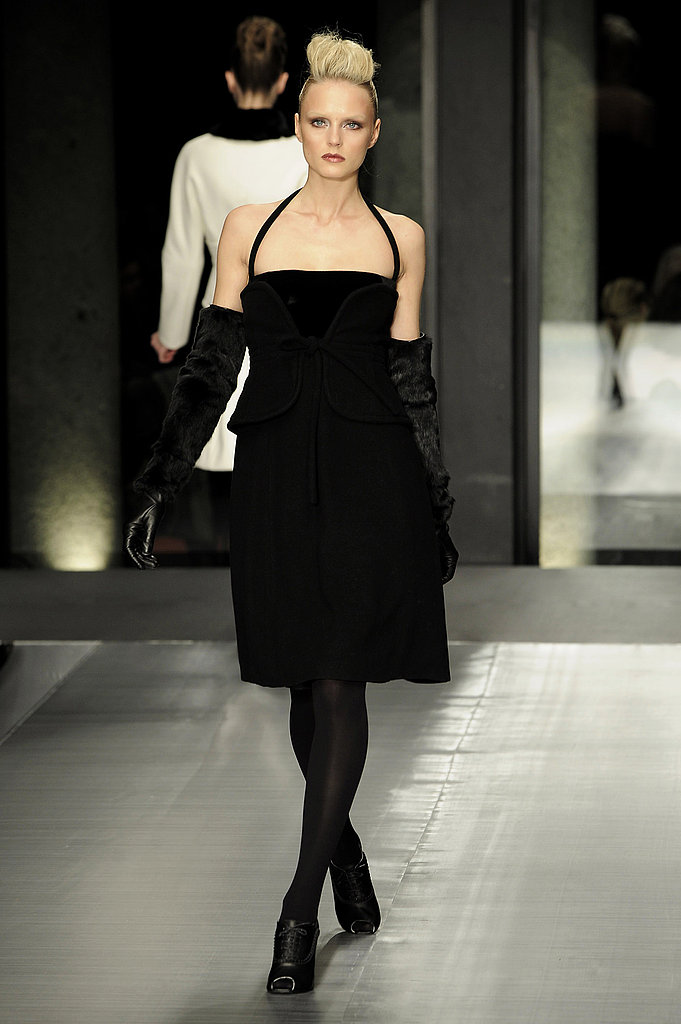 Milan Fashion Week: Krizia Fall 2009