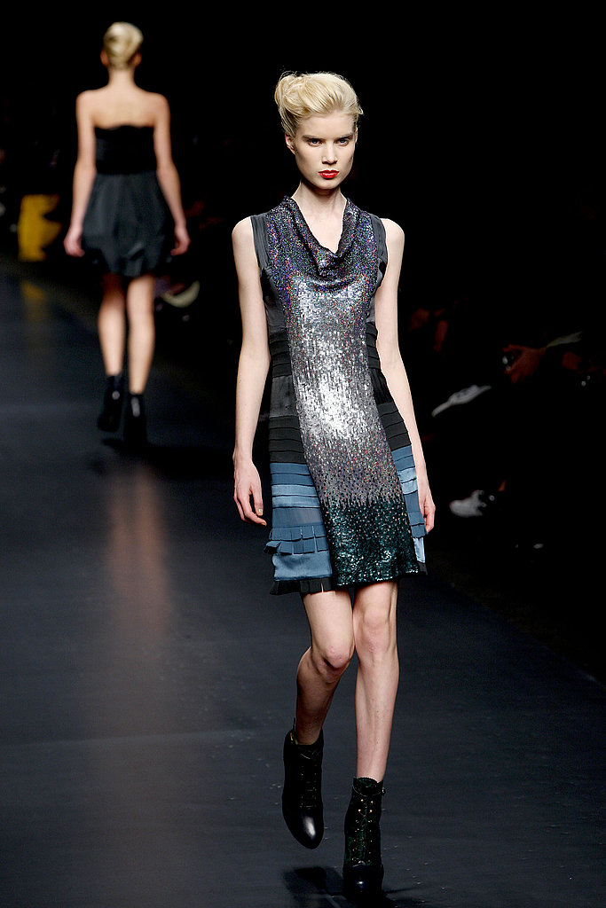 Milan Fashion Week: Massimo Rebecchi Fall 2009