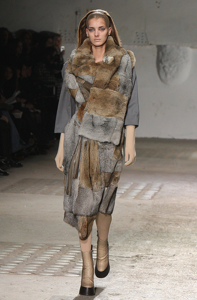 Paris Fashion Week: AF Vandevorst Fall 2009