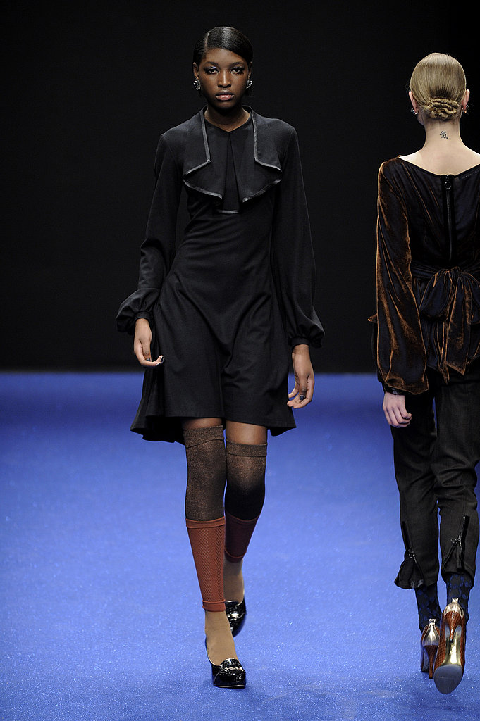 Paris Fashion Week: Gaspard Yurkievich Fall 2009