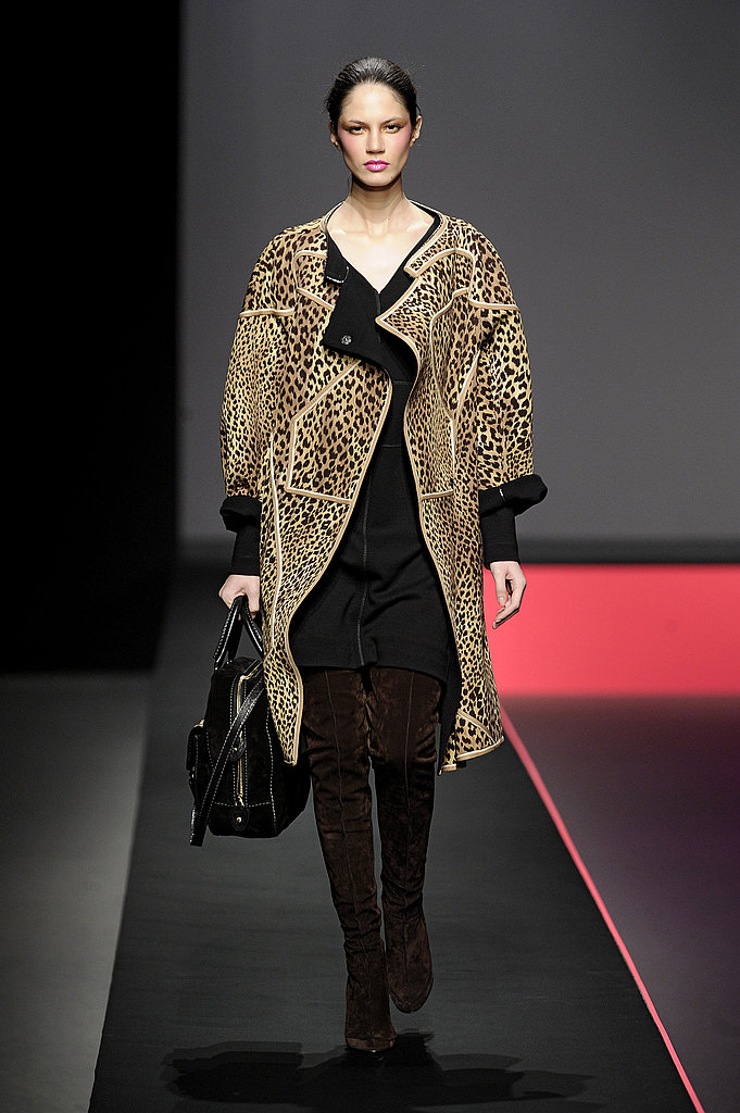 Paris Fashion Week: Leonard Fall 2009