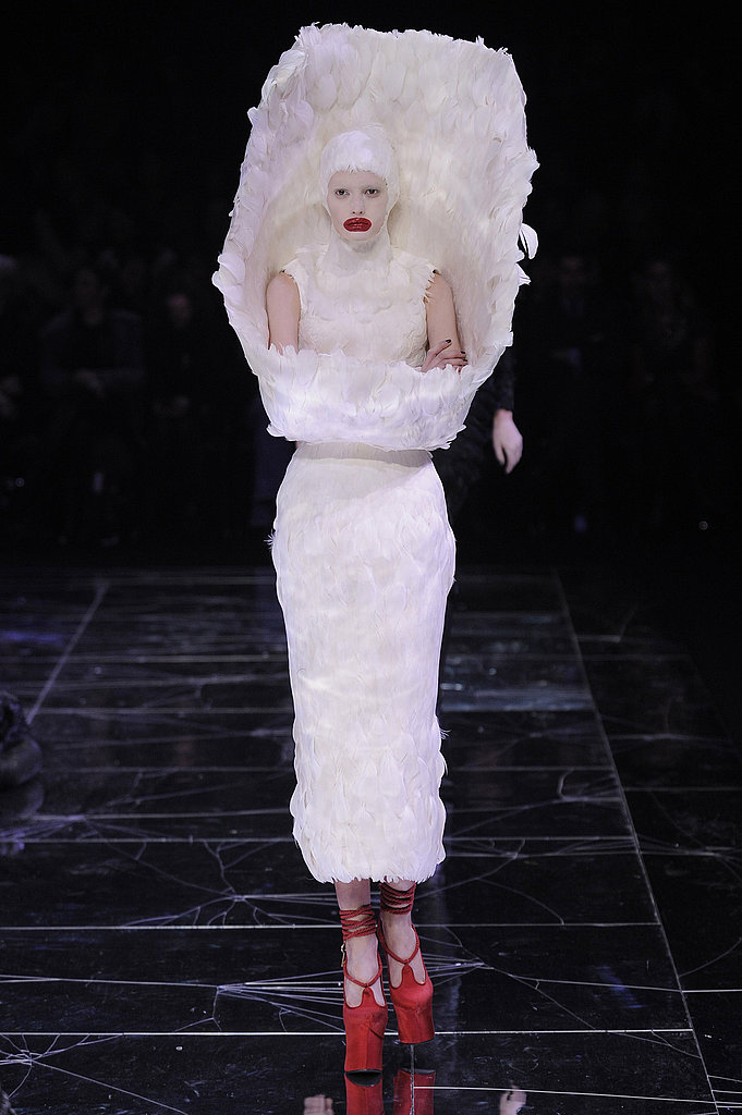 Paris Fashion Week: Alexander McQueen Fall 2009