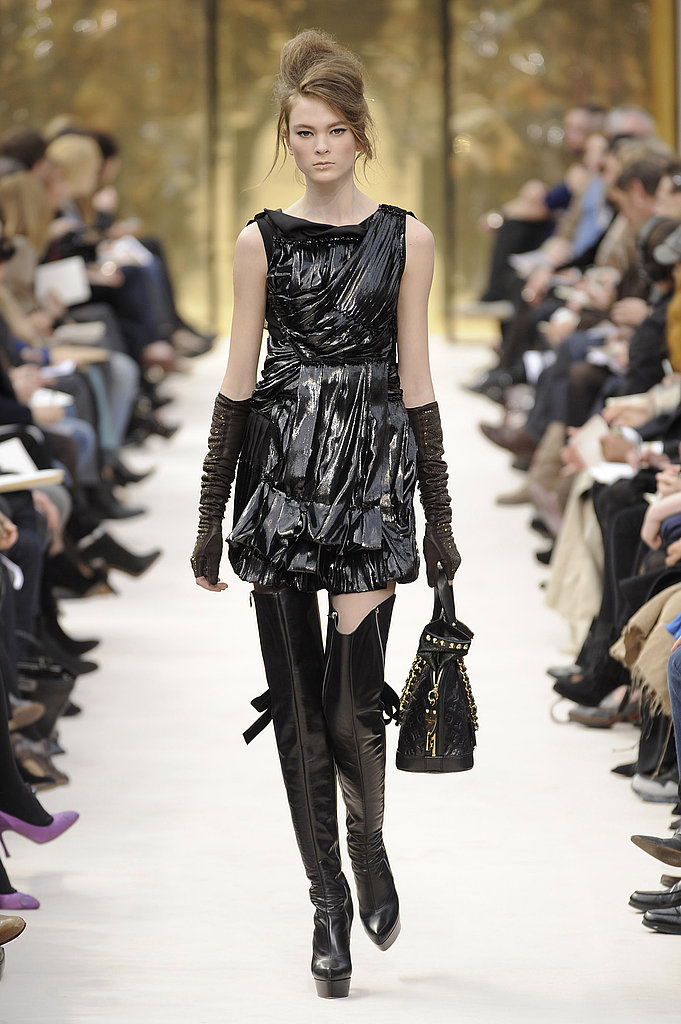 Paris Fashion Week: Louis Vuitton Fall 2009