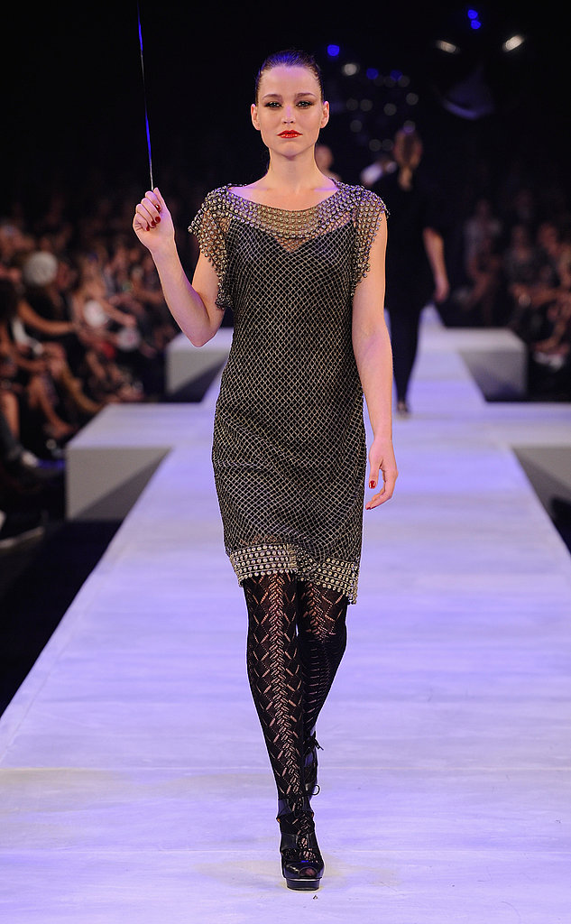 Melbourne Fashion Week: Thurley Fall 2009