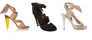 Shopping: Thick-Tie Sandals For Summer, Just Like Balenciaga