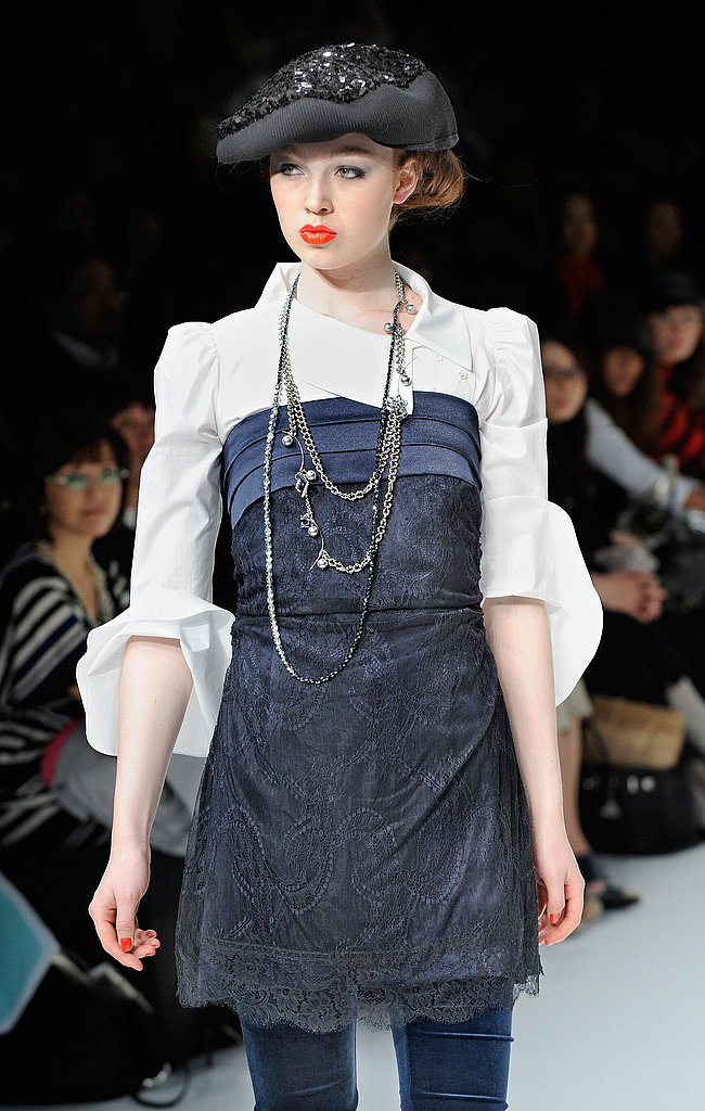 Japan Fashion Week: Yuma Koshino Fall 2009