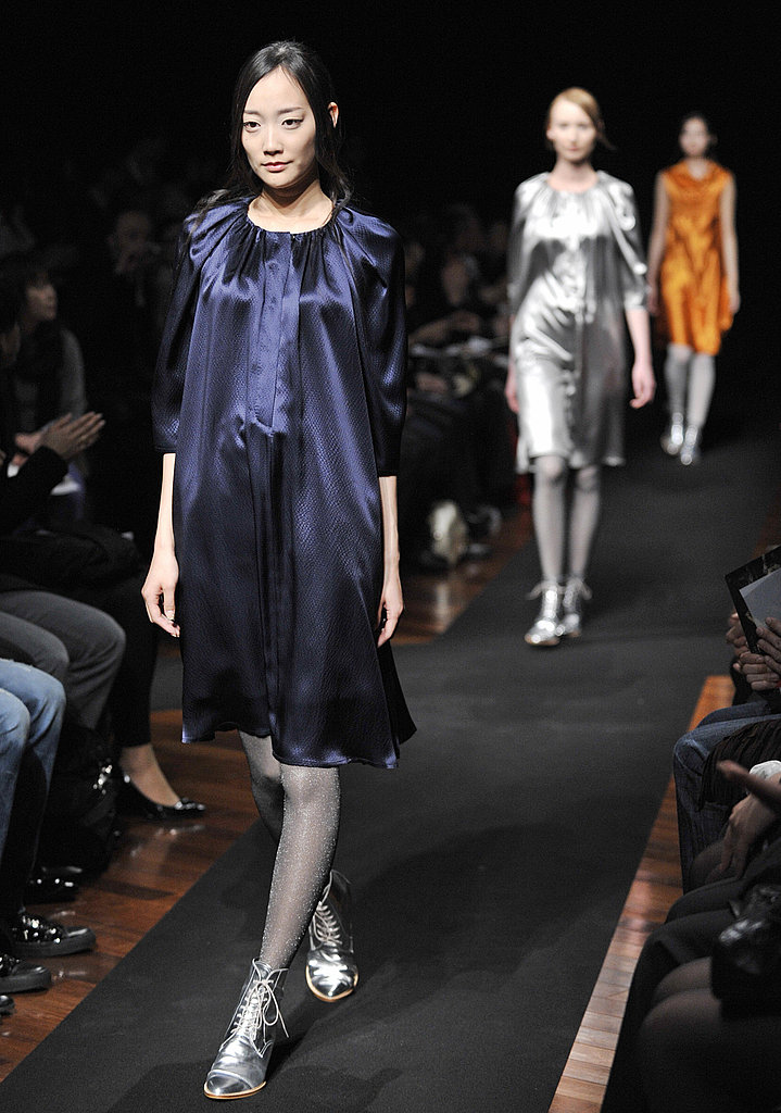 Japan Fashion Week: Support Surface Fall 2009