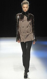 Japan Fashion Week: Kamishima Chinami Fall 2009