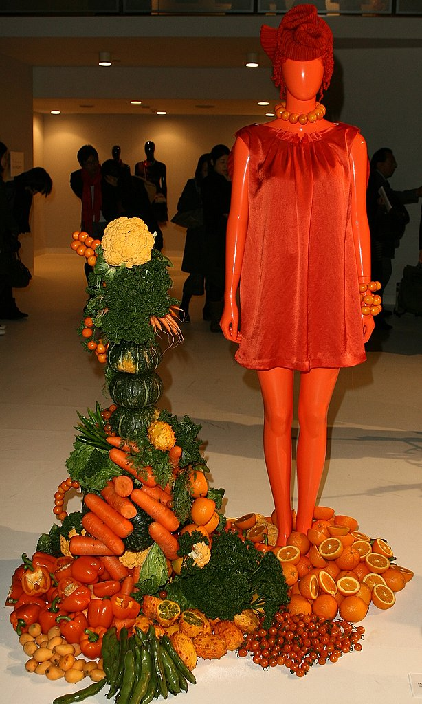 Japan Fashion Week: Ritsuko Shirahama Fall 2009