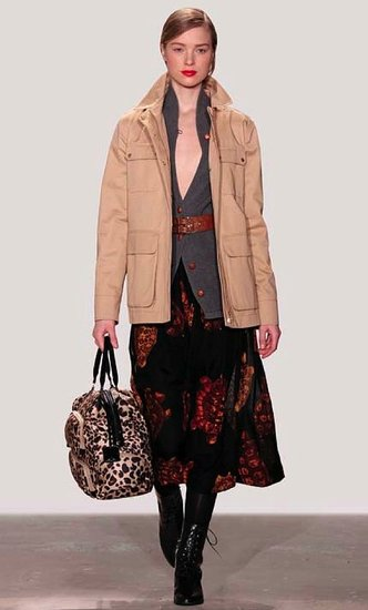 Liz Claiborne Fall 2009 Look Book