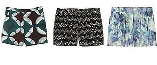 Shopping: Printed Boxy Shorts For Summer