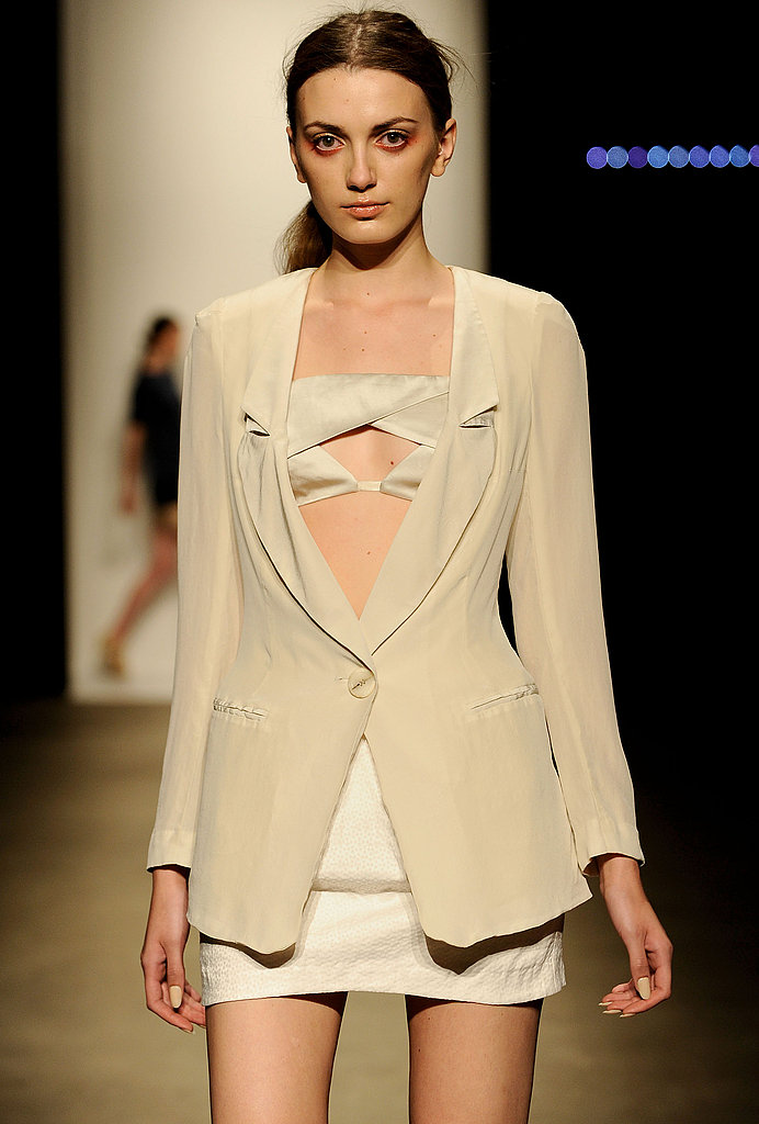 Rosemount Australia Fashion Week: Therese Rawsthorne Spring 2010