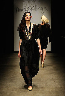 Rosemount Australia Fashion Week: Marnie Skillings Spring 2010