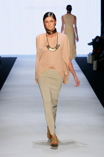 Rosemount Australia Fashion Week: Kirrily Johnston Spring 2010