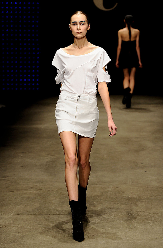 Rosemount Australia Fashion Week: The Cassette Society Spring 2010