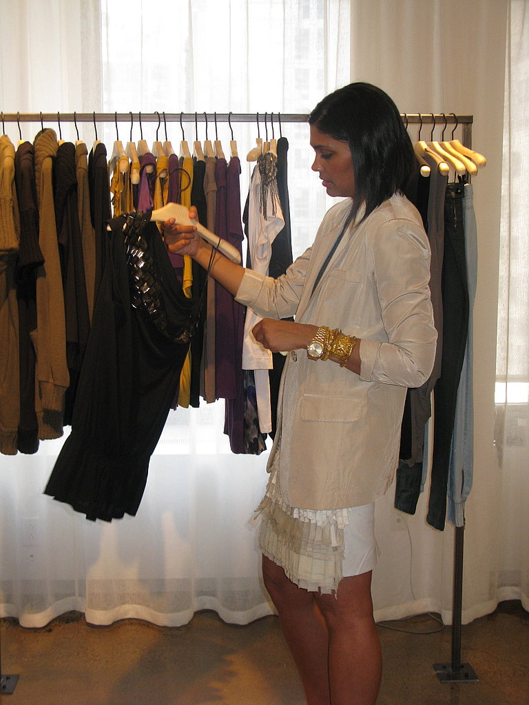 In The Showroom: Rachel Rachel Roy Fall 2009